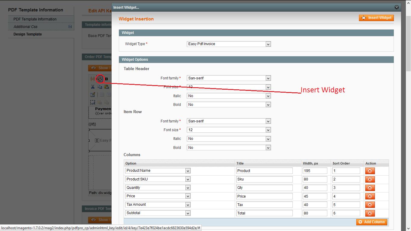 edit magento pdf invoice - magento pdf invoice pro extension, Invoice examples