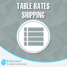 Vendor Table Rates Shipping